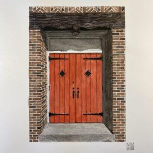 Red Doors Gallery
